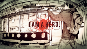 I Am a Hero - wallpaper. by Thunex