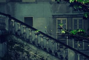 Stairs II by Laetishaa