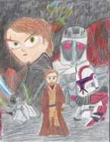 Revenge of the Sith -Colored- by thereisnoend01