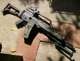 Classic Army G36K. by Viper818