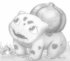 Bulbasaur by Sharulia