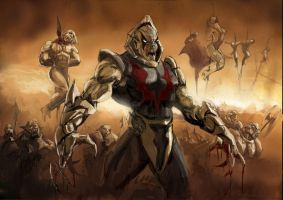 Hordak by Arhanor