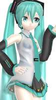 MMD Miku(88) Ver1.3 by 88-3