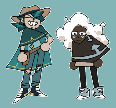 space kids by crapscoot