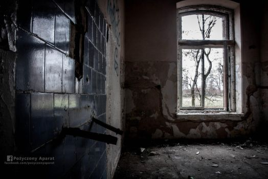 Abandoned Hospital Infecious Diseases 7 by Urbex-Bialystok