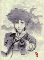 Spike Spiegel by Bregolas