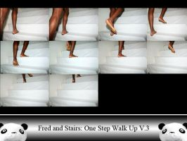Fred and Stairs OSWU V.3 by Ahrum-Stock
