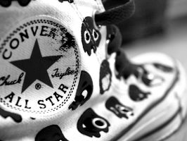 Chuck Taylor by biancaPOEP