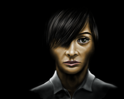 Portrait by Pixelated1