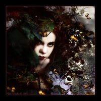 Autumn Woman by Rickbw1