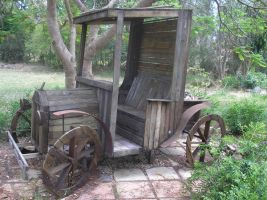 Wooden Car by Seb-S