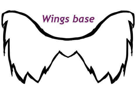 Wing Base by JaneMineMultion