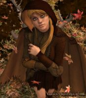 Shades of Autumn by karibous-boutique
