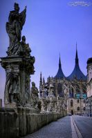 Kutna Hora by Wintertale-eu