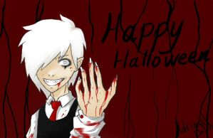 Death Kid White - Happy Halloween by AdrianXDalin