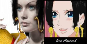 Boa Hancock - One Piece by Ciotti