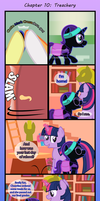Past Sins: Treachery P2 by SaturnStar14