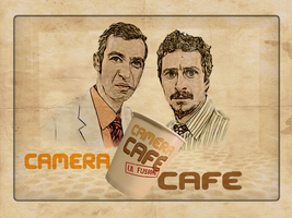 Camera Cafe by juventino11