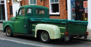 Old Dodge Truck 2 by fuguestock