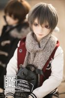 Ringdoll teenager boy Crystal-styleB 2 by Ringdoll