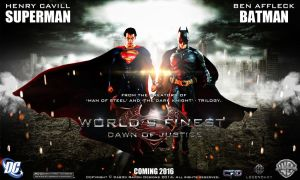 World's Finest : Dawn of Justice. by Cag3dRav3n