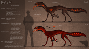 Roykgnist: Species Information by LivanaS