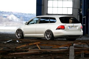 Volkswagen Golf Variant 2011 by Renato9