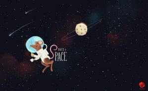 RATS in Space by eslib