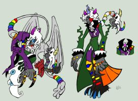 Morbaine Concepts by zombiecatfire13