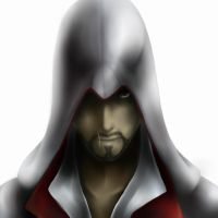 Ezio Auditore by EskimoMiyu