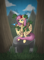 Wish I was a Tree... by Krisph