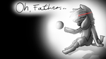 *PMD Story Art* Oh Father... by KilaWolfsblut