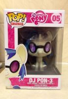 MLP Pop! Figure DJ Pon-3 by extraphotos