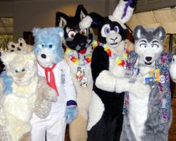 FC09 - Group Shot by LycanDID