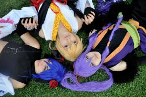 Vocaloid | ...above us by MinamiKing