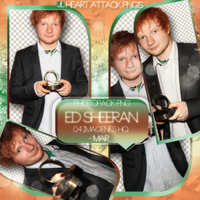 +Photopack png de Ed Sheeran. by MarEditions1