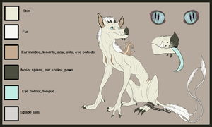 (OLD) Alvaro's Reference by Lordfell