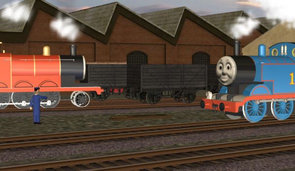 Down At The Freight Yard by demarm1youtube