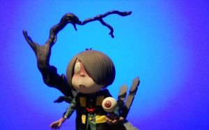 Gegege no kitaro by Mafer