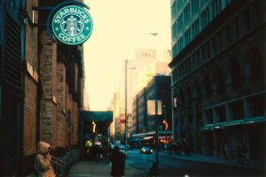 Starbucks by omgoogles