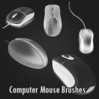 Computer Mouse Brushes by remygraphics