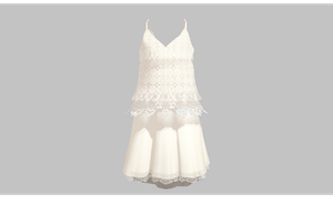 MMD Spring dress by amiamy111