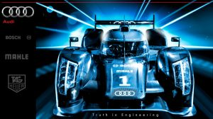 Audi Racing by graphicwolf