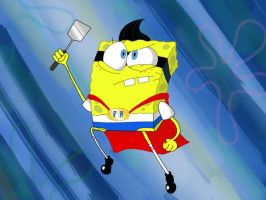 SBSP::. Go, Fry Boy by MarticusProductions
