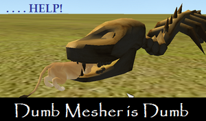 Dumb Mesher by Some-Art