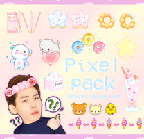 #Pixel pack by woggyu