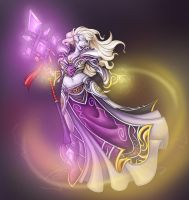 Incarnate Glow by Noxychu