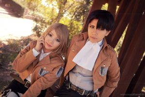 Levi and Petra (2) by ReyNathanael