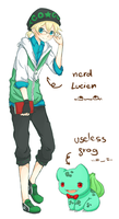 app update: lucien by royalteal