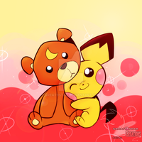Hugchu by Great9Star